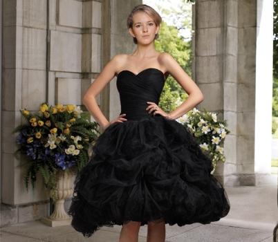 nuovi oggetti beni di consumo miglior sito web Abito bianco e nero invitata matrimonio – Vestiti da cerimonia