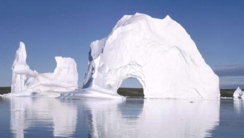 """Russia, scoperta """"l'isola che non c'è""""Si trova nel mare artico di Laptev"""