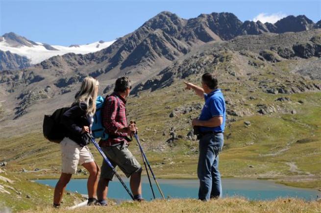 Adamelllo tanti modi per vivere la montagna in estate tgcom