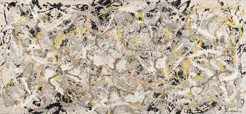 """""""Pollock e gli Irascibili"""", gli americani che hanno rivoluzionato la pittura europea"""