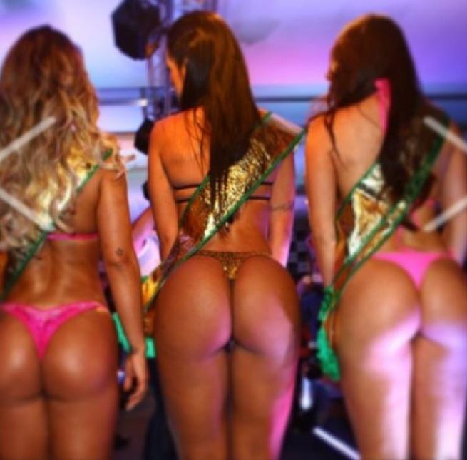 Brasil Miss Bumbum