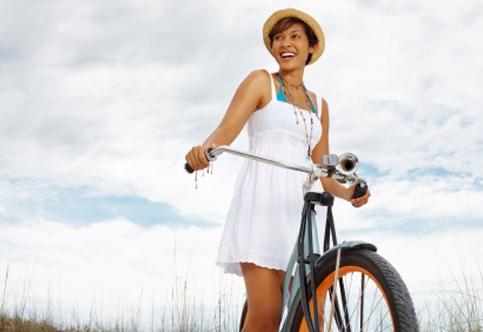 Diventare una persona migliore andando in bicicletta, lo dice la scienza
