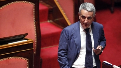 Quagliariello: amnistia valga per tutti Cancellieri: non per i reati finanziari