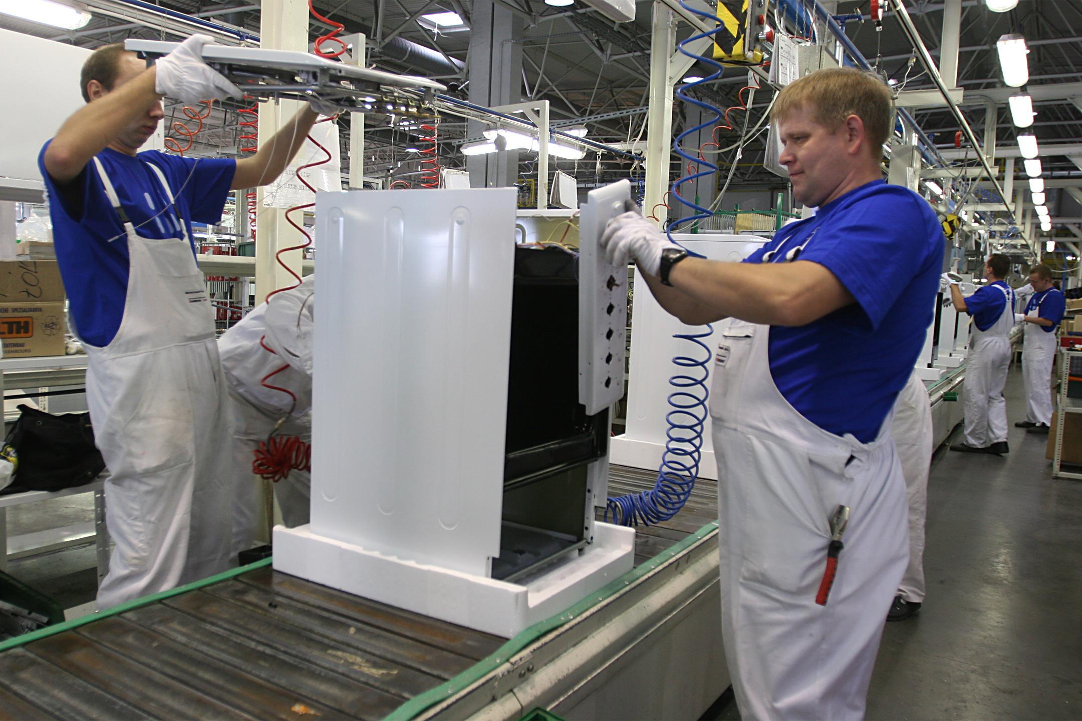 Crisi economica: segnali di vita dalla produzione industriale