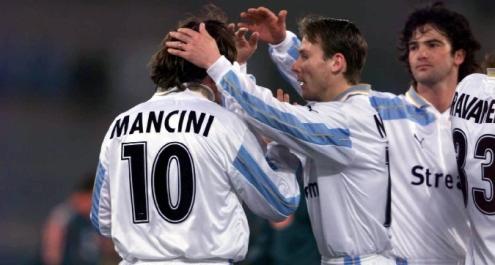 Mancini disse: