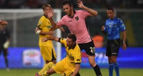 Tim Cup: disastro Palermo, avanzano Atalanta e Cagliari