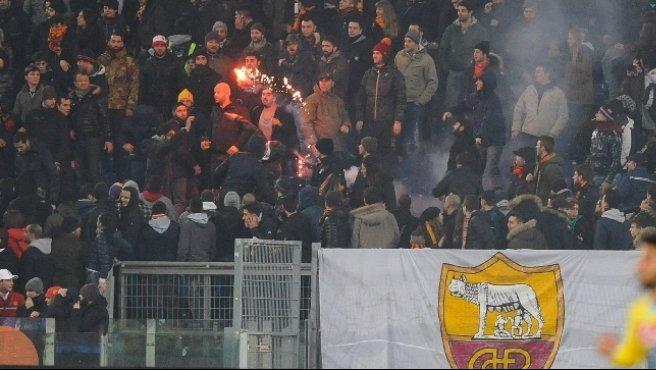 Stangata Roma, curve chiuse per due turni. Il club fa ricorso?