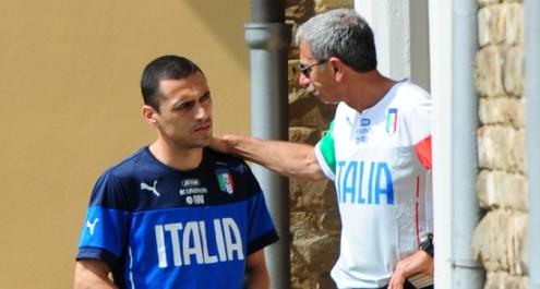 "Italia, Romulo: ""Ero nei 23, ma non era giusto e ho rifiutato"""