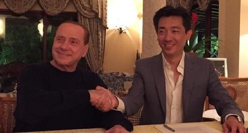 Milan, dirigenti Fininvest volano in Cina da Mr.Bee