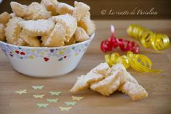 Nodini fritti di Carnevale