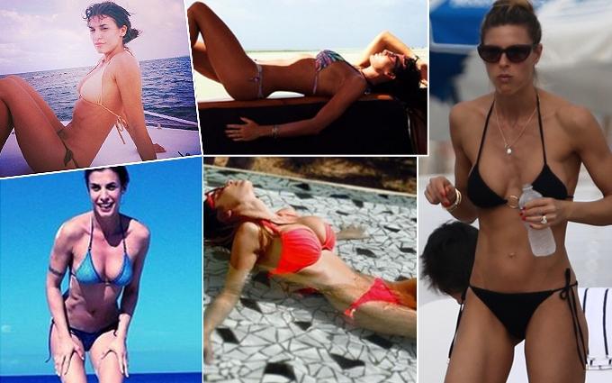 Feste di fine anno, pancioni abbronzati e bikini intriganti