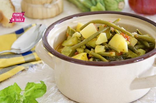 Ciambotta di verdure