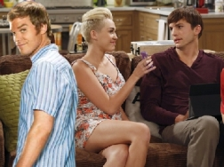 Ashton Kutcher è il Paperone della tv