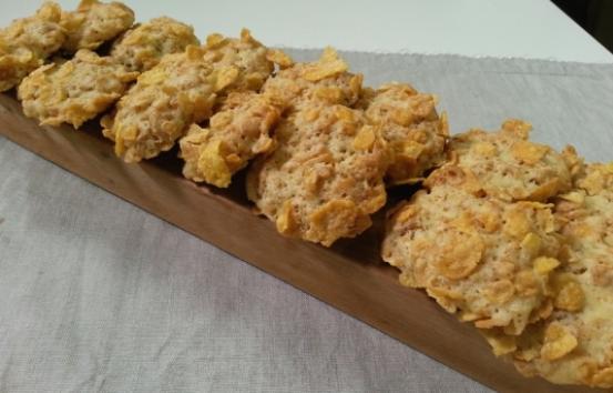 Biscotti ai cornflakes cotto e mangiato for Cotto e mangiato ricette dolci