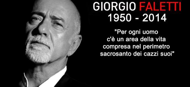 Giorgio Faletti Le Frasi Piu Belle Dei Suoi Libri