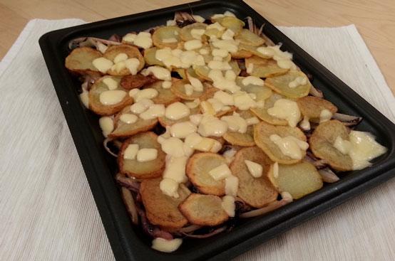 Radicchio e patate cotto e mangiato - Ricette monica bianchessi pronto in tavola ...