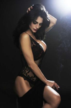 Calendario Sex Nuda Cristina Del Basso 3
