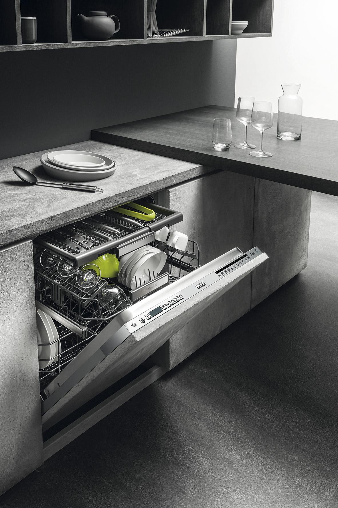 Hotpoint: la rivoluzione della lavastoviglie - Tgcom24