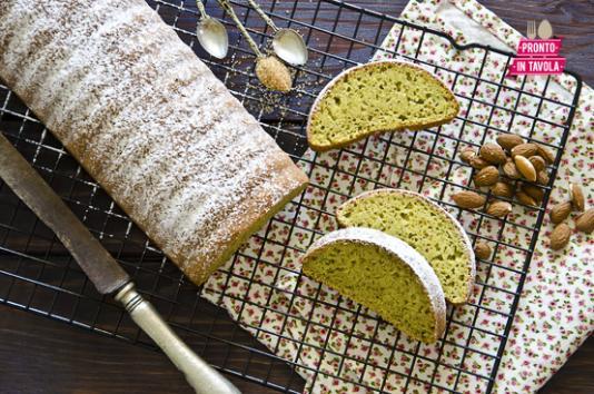 Plumcake dolce alle zucchine