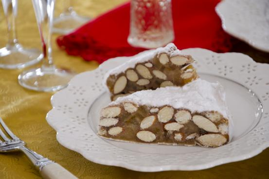 Panforte di Siena - Ricetta di Pronto in Tavola
