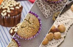 Muffin golosi: dieci ricette per accontentare tutti i gusti