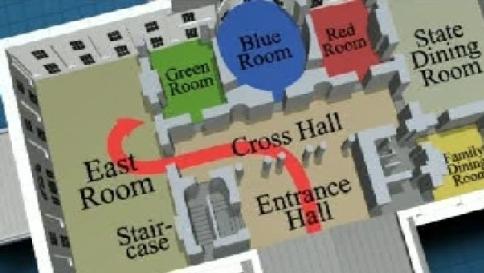 Usa, armato nella Casa Bianca: era giunto fino all'East Room