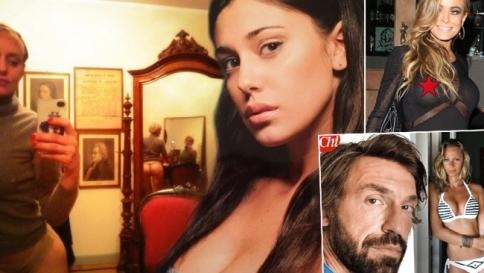 """Selfie ad alto tasso erotico, """"amarcord"""" sensuali e trasparenze osé"""