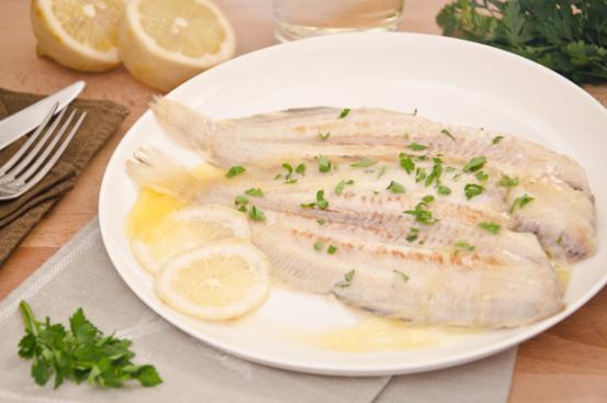 Sogliola al limone ricetta di pronto in tavola - Ricette monica bianchessi pronto in tavola ...