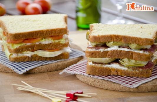 Sandwich farciti