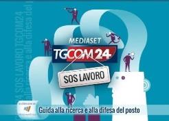 """Lo speciale """"Tgcom24 Sos Lavoro"""" diventa adesso un ebook gratuito"""