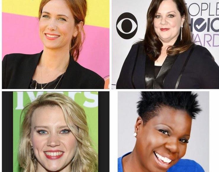 """""""Ghostbusters 3"""", Melissa McCarthy guida il cast tutto al femminile"""