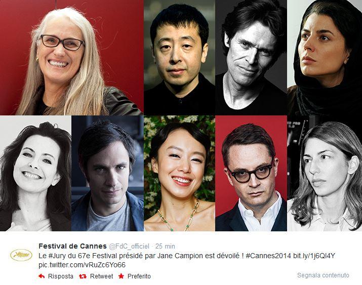 Festival di Cannes, Sofia Coppola e Gabriel Garcìa Bernal in giuria