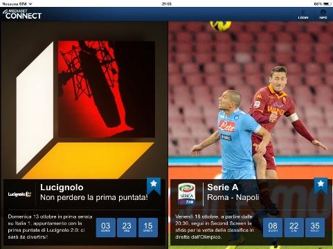"Mediaset Connect, una app per interagire con ""Lucignolo 2.0"""