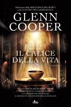 Il Santo Graal protagonista del nuovo romanzo di Glenn Cooper