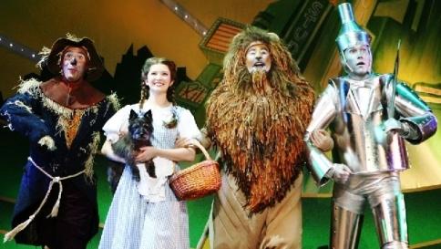 """Tutti catapultati per un giorno nel fantastico mondo de """"Il Mago di Oz"""""""