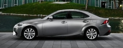Lexus IS Hybrid, 5 su 5