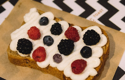 Fancytoast, a Milano il toast diventa gourmet