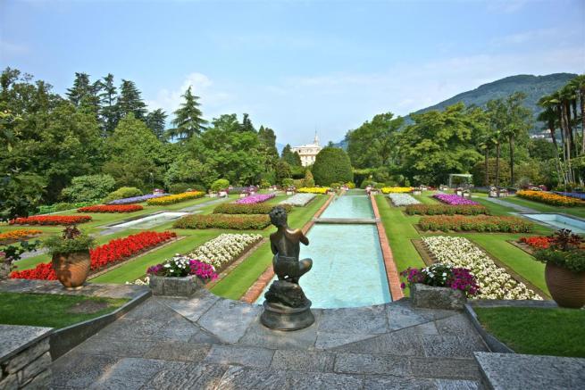 Primavera nei parchi pi belli d 39 italia - Giardino dell iris firenze ...