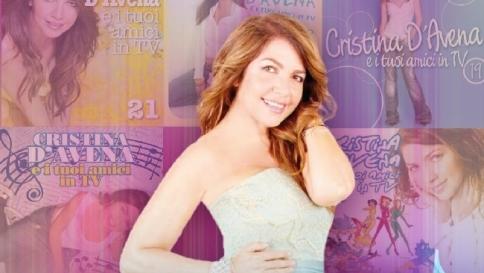 Cristina D'Avena, ritornano oltre 100 sigle della regina dei cartoni animati