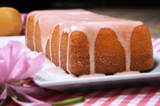 I dolci di Alice: Plum Cake al pompelmo rosa