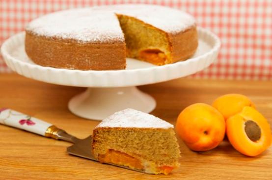 I dolci di Alice: torta soffice alle albicocche