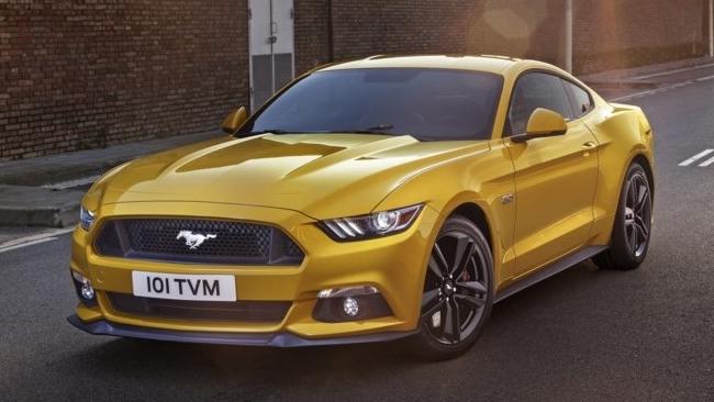 Jones Ford Casa Grande Ford Mustang, l'arrivo in Europa - Tgcom24
