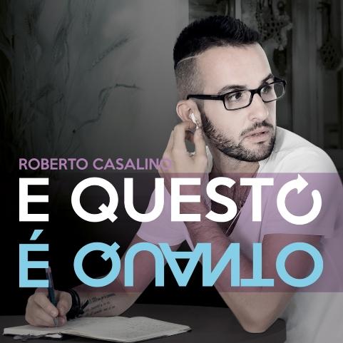 """Roberto Casalino: """"Bello scrivere per gli altri ma ora devo metterci la faccia"""""""