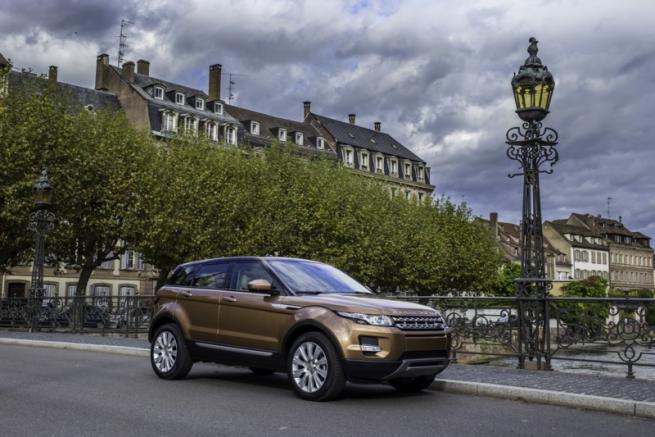 Il Raffinato Hi Tech Di Range Rover Evoque Foto 2