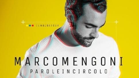 """Marco Mengoni mette le sue """"Parole in circolo"""": nuovo album il 13 gennaio"""