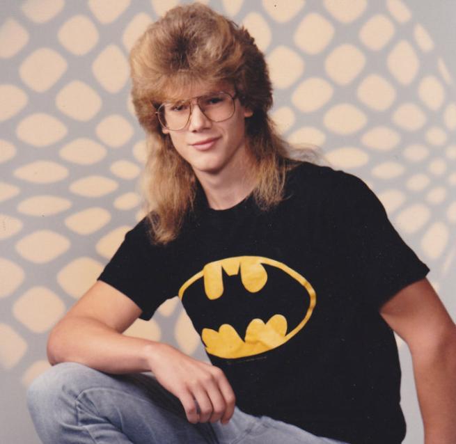 Famoso I look più bizzarri degli anni '80: vip e non, accomunati da  MA86