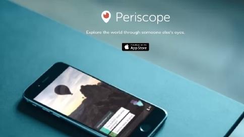 Periscope decreta il successo dello streaming web e minaccia Meerkat