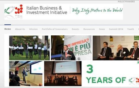 """""""Italy for growth in the Usa, un convegno per parlare di start up"""
