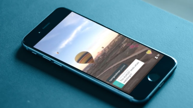 periscope video streaming su mobile tgcom24