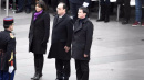 Attacchi Parigi, scoperta lapide in memoria delle vittime
